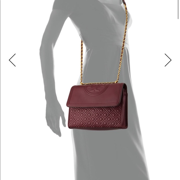 free shipping largest selection of 2019 unbeatable price EUC Tory Burch Fleming Convertible Shoulder bag